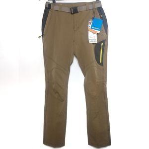 Columbia Women's Hiking Pants Size Medium NWT